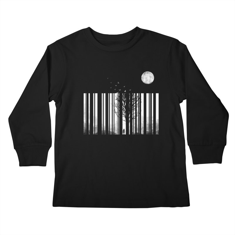 LOST Kids Longsleeve T-Shirt by Winterglaze's Artist Shop