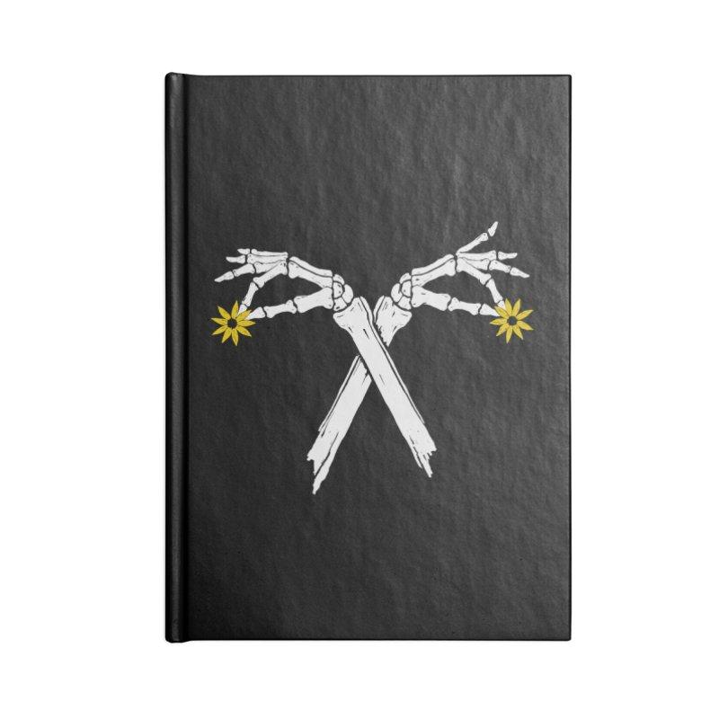 DAINTY DAISIES Accessories Notebook by Winterglaze's Artist Shop