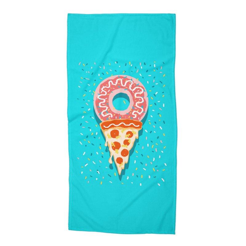 I LOVE ICE CREAM Accessories Beach Towel by Winterglaze's Artist Shop