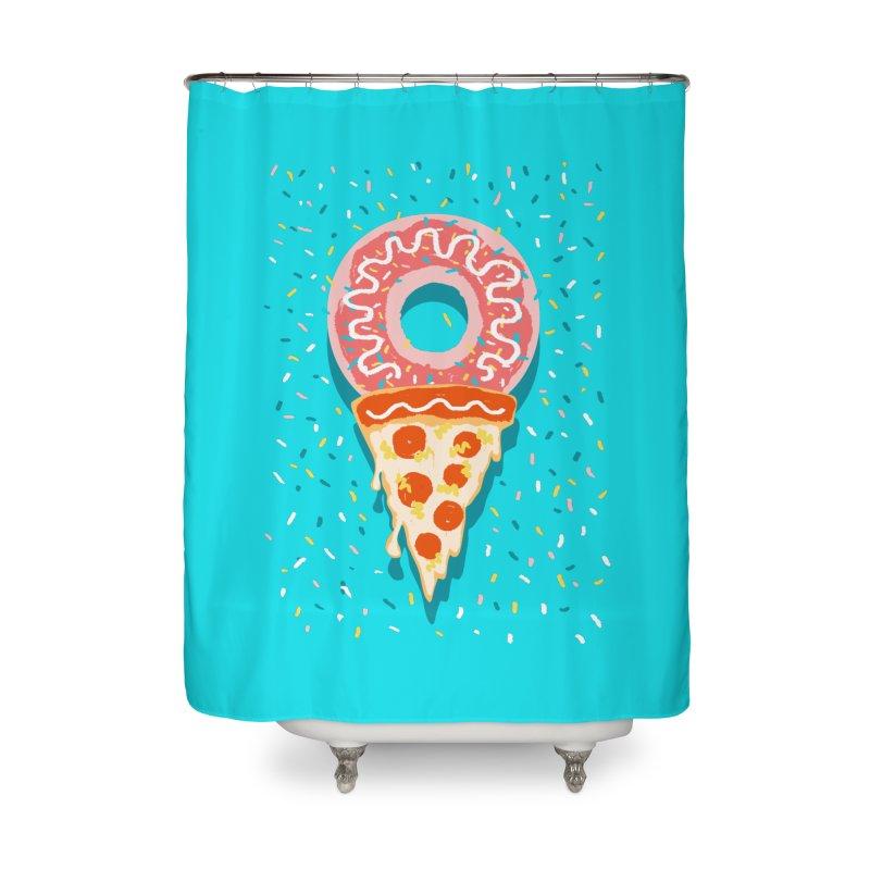 I LOVE ICE CREAM Home Shower Curtain by Winterglaze's Artist Shop
