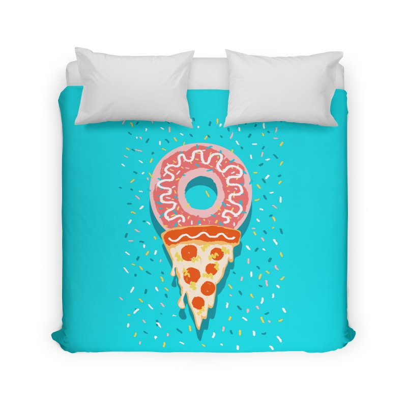 I LOVE ICE CREAM Home Duvet by Winterglaze's Artist Shop