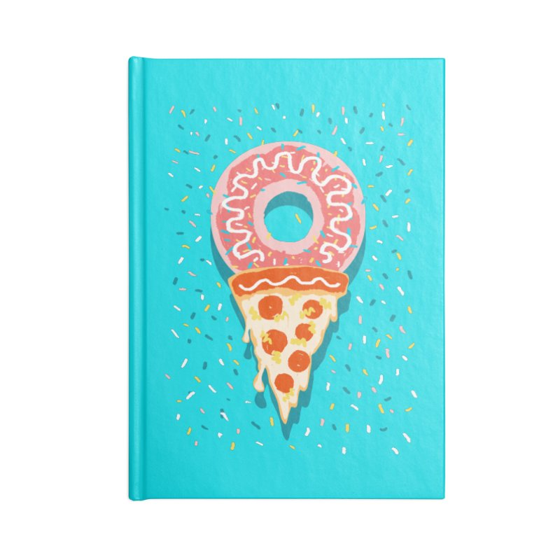 I LOVE ICE CREAM Accessories Notebook by Winterglaze's Artist Shop