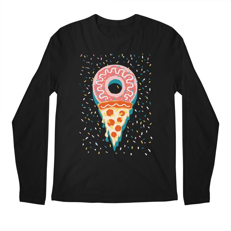 I LOVE ICE CREAM Men's Regular Longsleeve T-Shirt by Winterglaze's Artist Shop