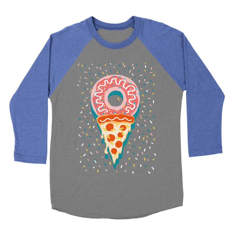 I LOVE ICE CREAM Women's Baseball Triblend Longsleeve T-Shirt by Winterglaze's Artist Shop