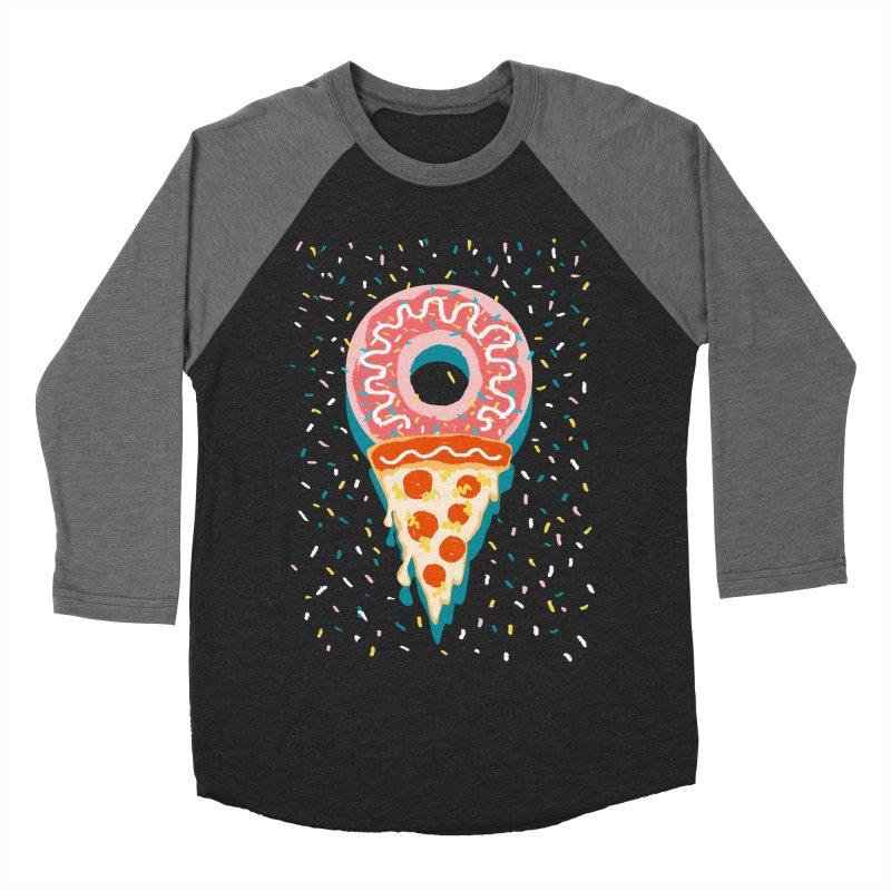 I LOVE ICE CREAM Women's Baseball Triblend Longsleeve T-Shirt by Winterglaze's Artist Shop