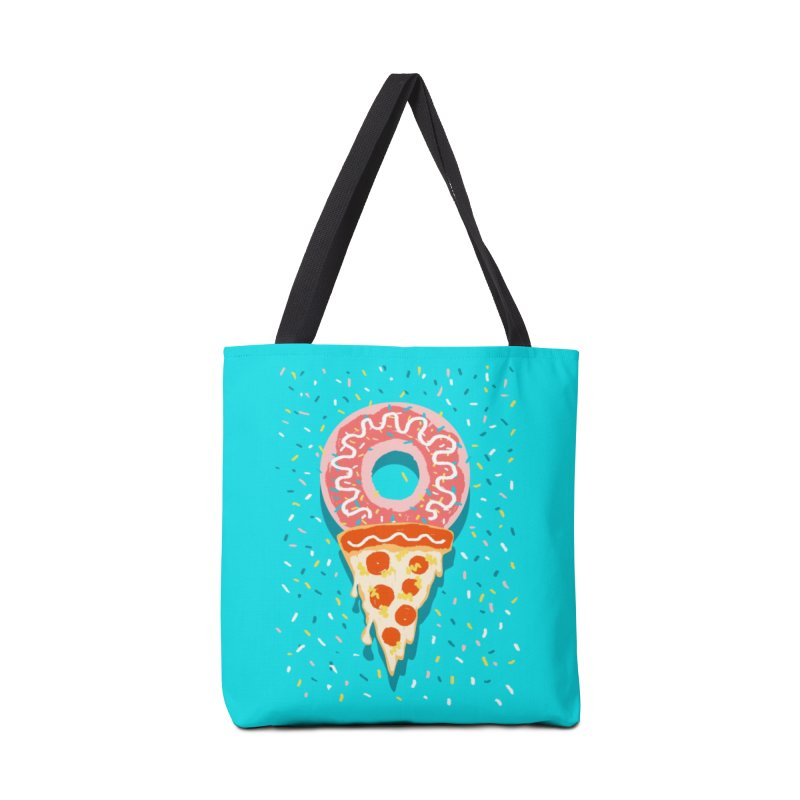 I LOVE ICE CREAM Accessories Bag by Winterglaze's Artist Shop