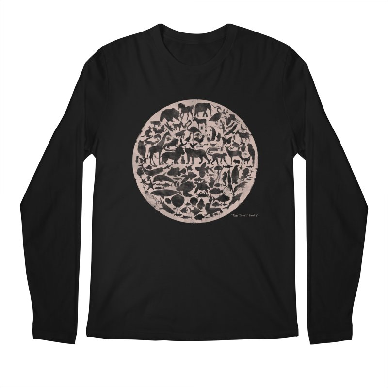 The Inhabitants Men's Longsleeve T-Shirt by Winterglaze's Artist Shop