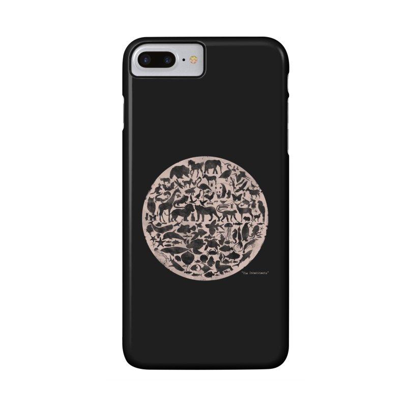 The Inhabitants Accessories Phone Case by Winterglaze's Artist Shop