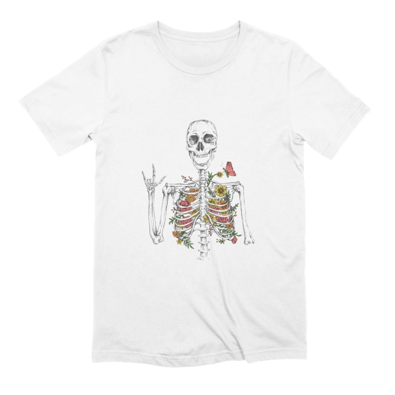 Yeah Spring! Men's Extra Soft T-Shirt by Winterglaze's Artist Shop