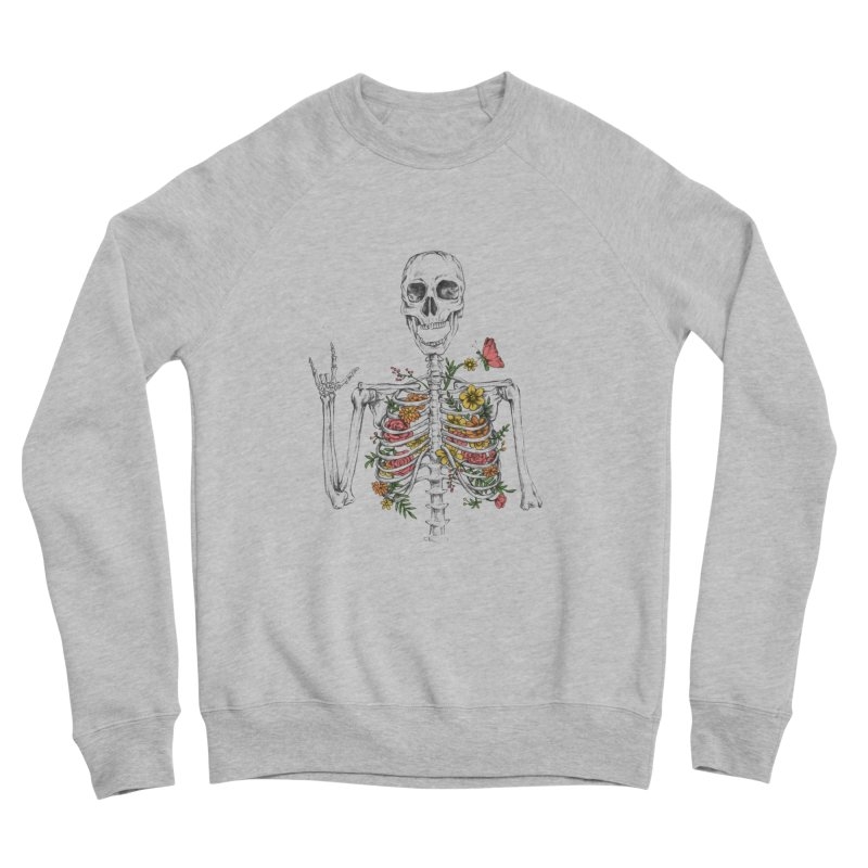 Yeah Spring! Men's Sponge Fleece Sweatshirt by Winterglaze's Artist Shop