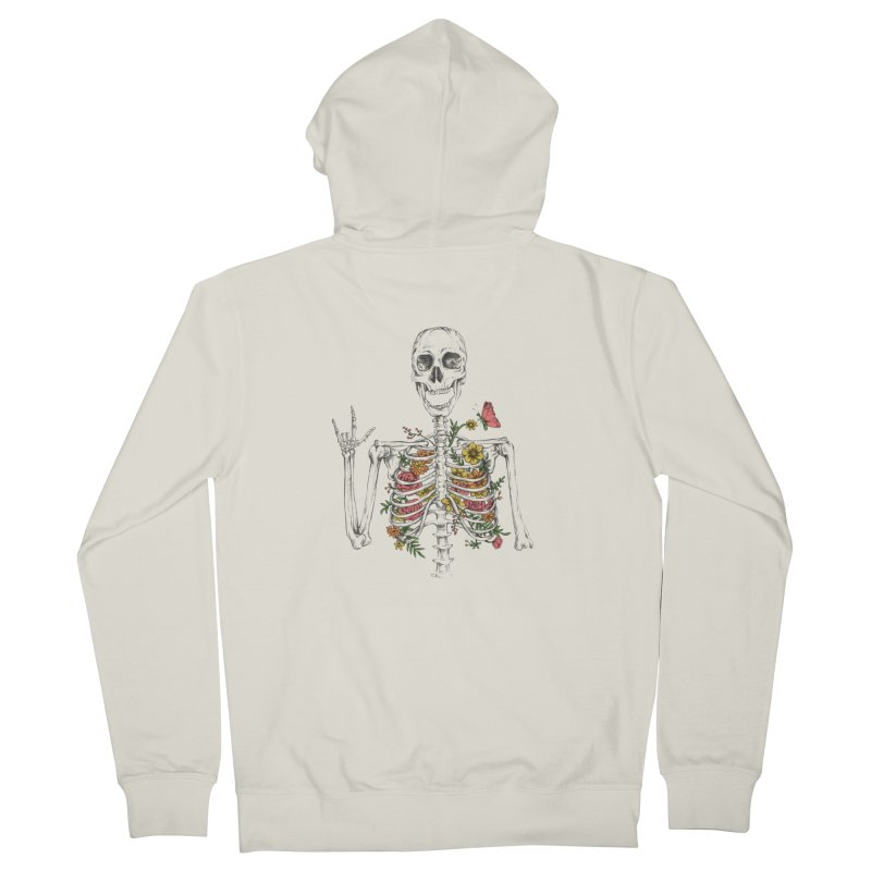Yeah Spring! Men's Zip-Up Hoody by Winterglaze's Artist Shop