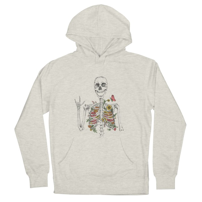 Yeah Spring! Women's French Terry Pullover Hoody by Winterglaze's Artist Shop
