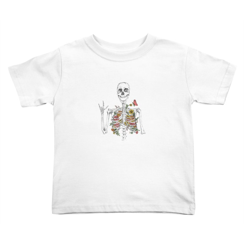 Yeah Spring! Kids Toddler T-Shirt by Winterglaze's Artist Shop