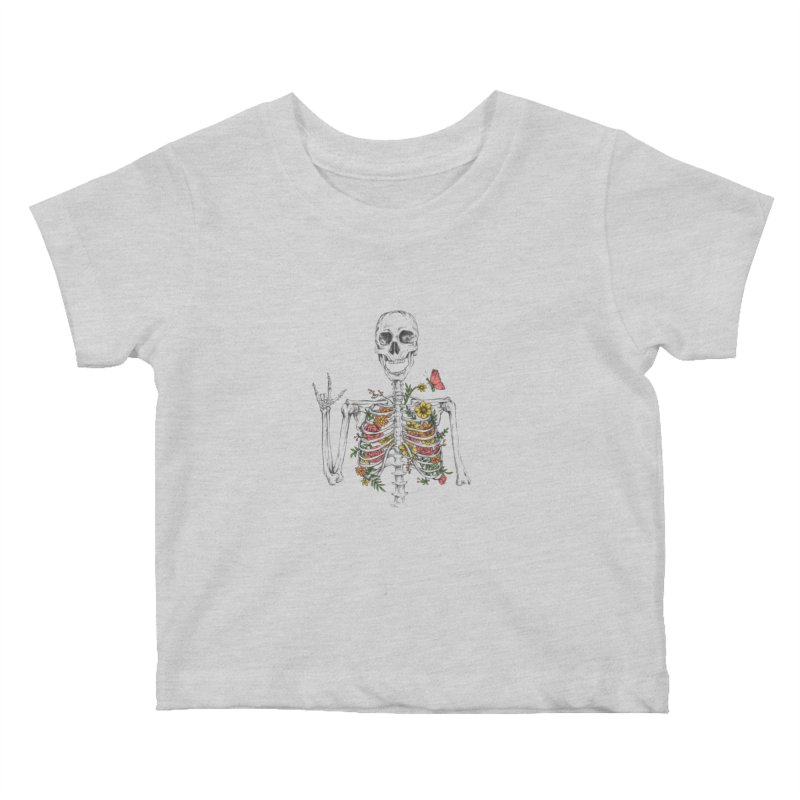 Yeah Spring! Kids Baby T-Shirt by Winterglaze's Artist Shop