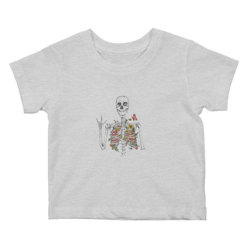 Yeah Spring! Kids Baby T-Shirt by Winterglaze's Artist Shop