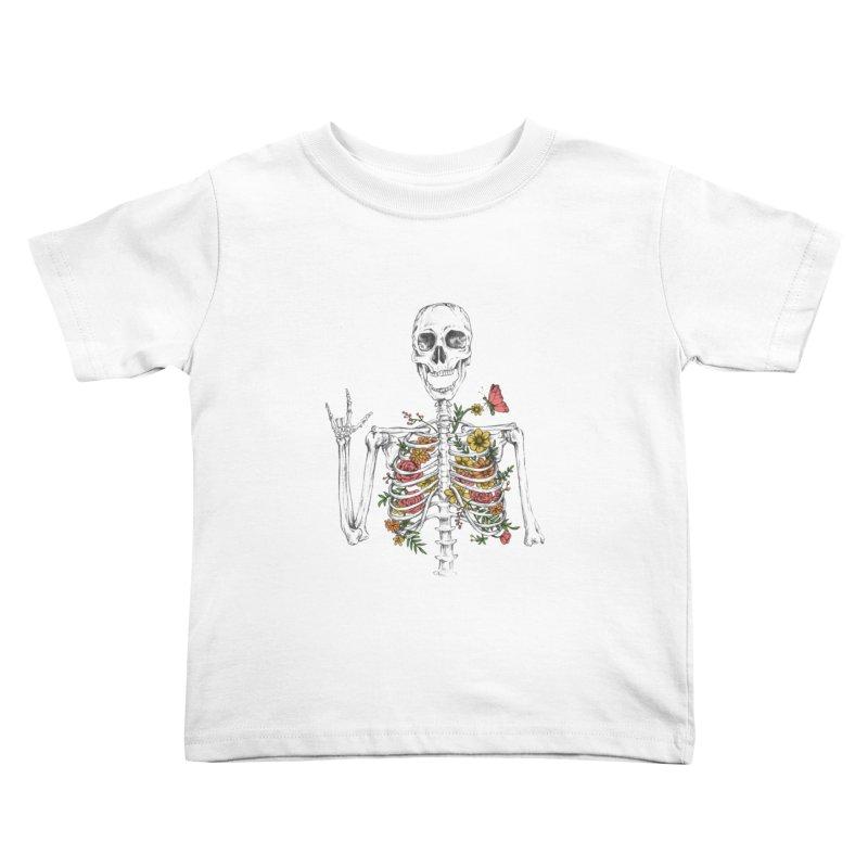 Yeah Spring! Kids Toddler T-Shirt by Winterglaze's Artist Shop