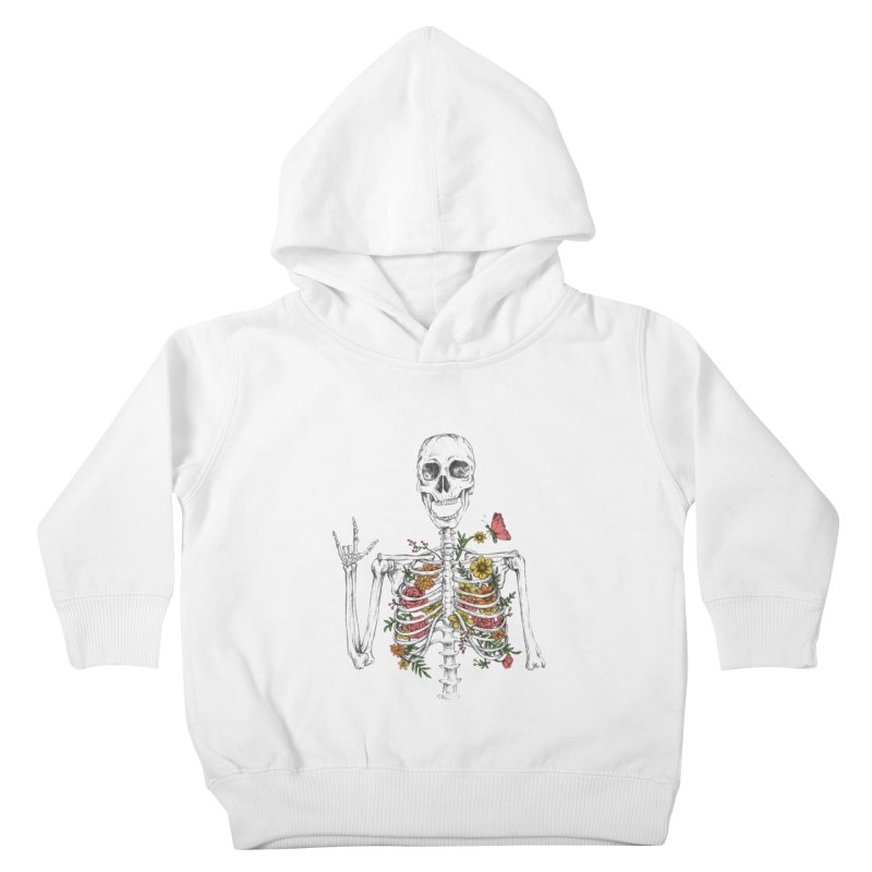 Yeah Spring! Kids Toddler Pullover Hoody by Winterglaze's Artist Shop