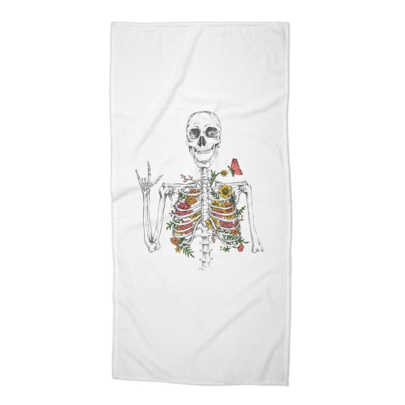 Yeah Spring! Accessories Beach Towel by Winterglaze's Artist Shop