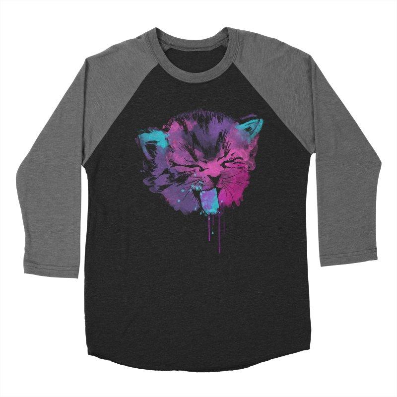 CAT SPLASH Women's Longsleeve T-Shirt by Winterglaze's Artist Shop
