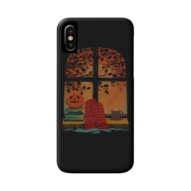 AUTUMN FEELS Accessories Phone Case by Winterglaze's Artist Shop