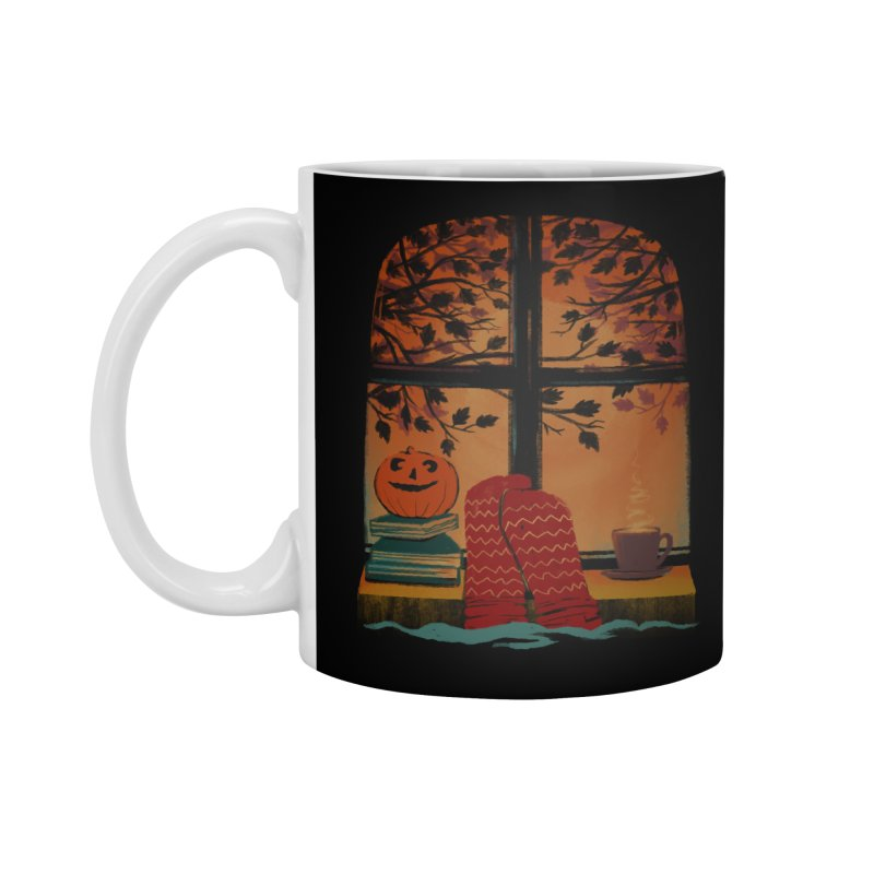 AUTUMN FEELS Accessories Mug by Winterglaze's Artist Shop