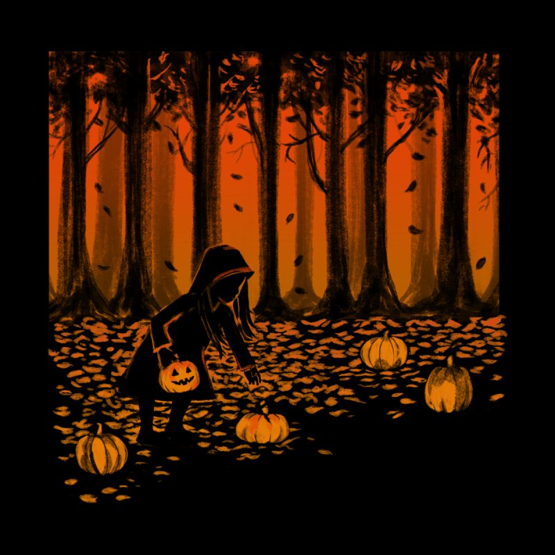 PICKIN' PUMPKIN Kids Toddler T-Shirt by Winterglaze's Artist Shop