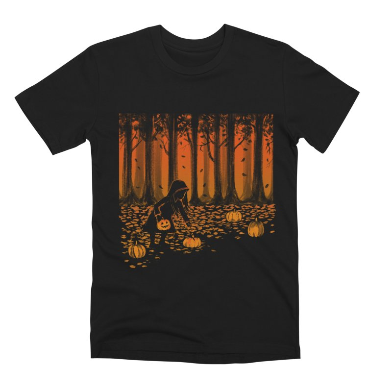 PICKIN' PUMPKIN Men's Premium T-Shirt by Winterglaze's Artist Shop