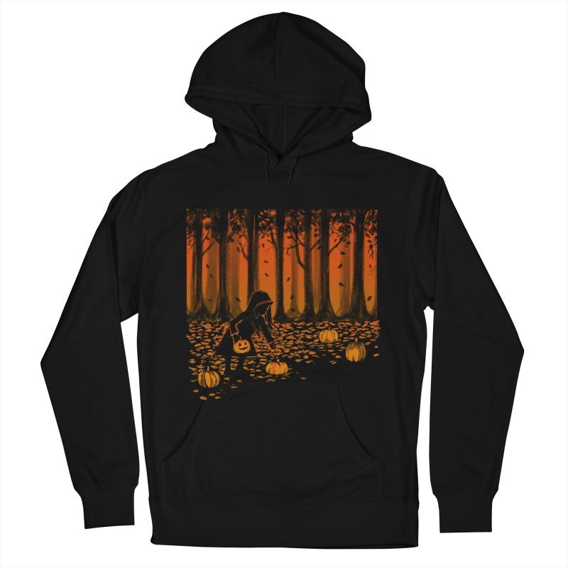 PICKIN' PUMPKIN Men's Pullover Hoody by Winterglaze's Artist Shop