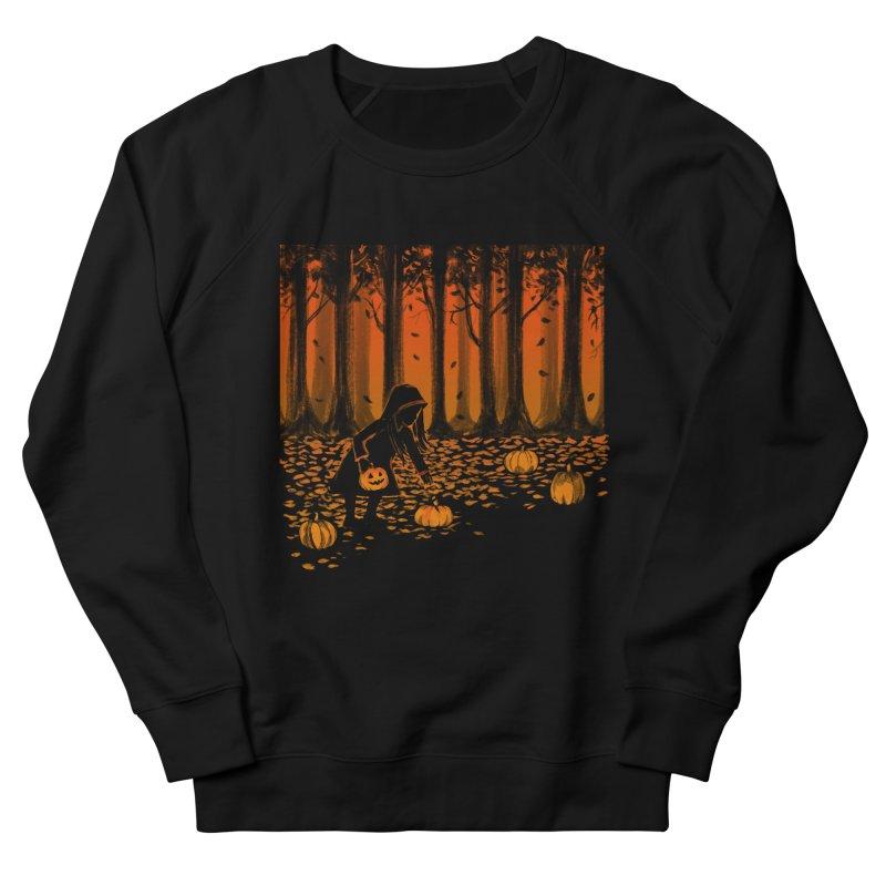 PICKIN' PUMPKIN Men's Sweatshirt by Winterglaze's Artist Shop