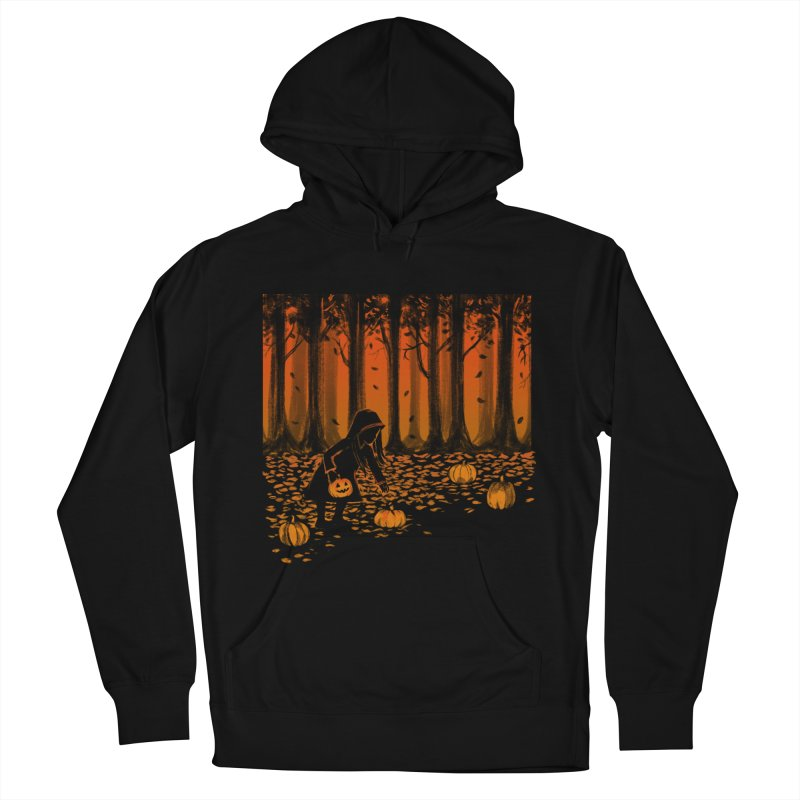 PICKIN' PUMPKIN Women's French Terry Pullover Hoody by Winterglaze's Artist Shop