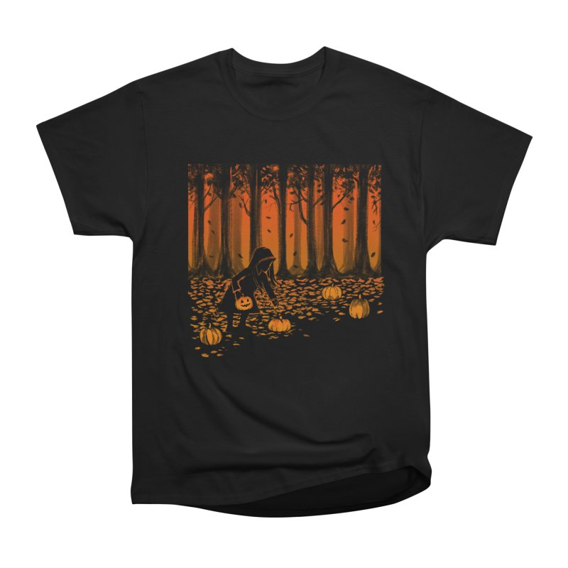 PICKIN' PUMPKIN Women's Heavyweight Unisex T-Shirt by Winterglaze's Artist Shop