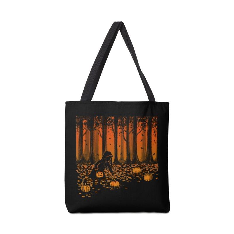 PICKIN' PUMPKIN Accessories Tote Bag Bag by Winterglaze's Artist Shop