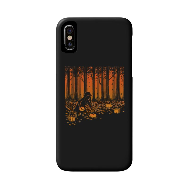 PICKIN' PUMPKIN Accessories Phone Case by Winterglaze's Artist Shop