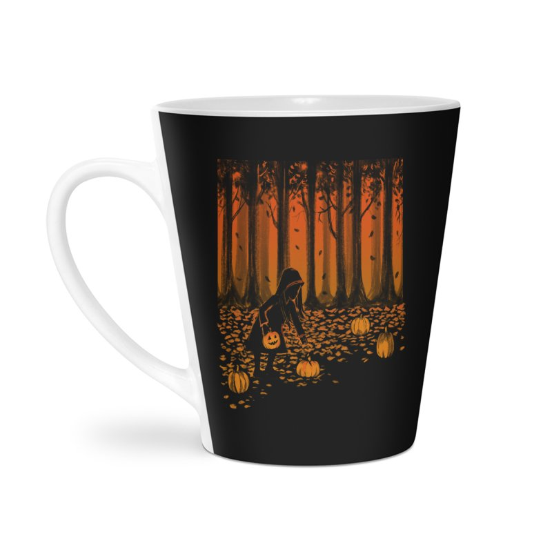 PICKIN' PUMPKIN Accessories Latte Mug by Winterglaze's Artist Shop
