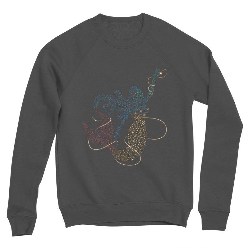 FINDING ATLANTIS Women's Sponge Fleece Sweatshirt by Winterglaze's Artist Shop