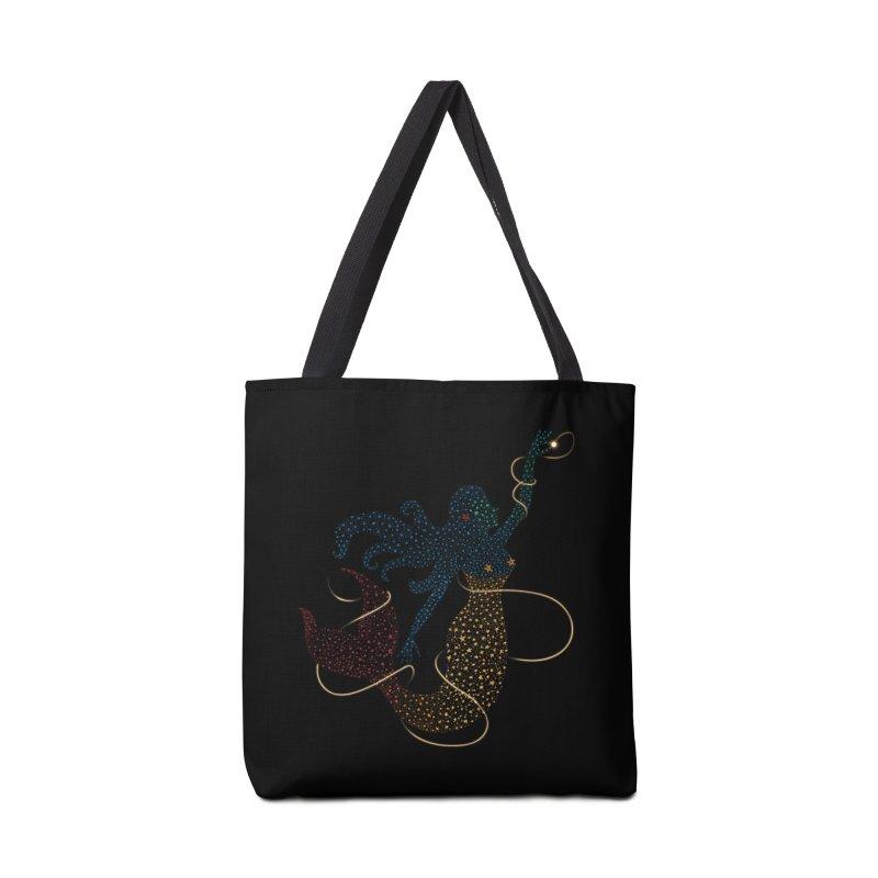 FINDING ATLANTIS Accessories Tote Bag Bag by Winterglaze's Artist Shop