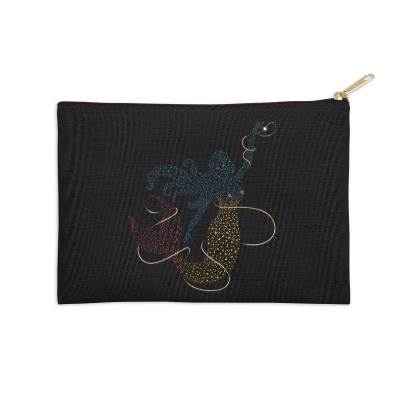 FINDING ATLANTIS Accessories Zip Pouch by Winterglaze's Artist Shop