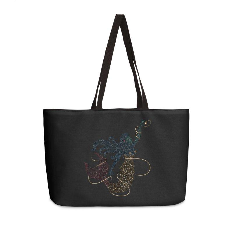 FINDING ATLANTIS Accessories Weekender Bag Bag by Winterglaze's Artist Shop