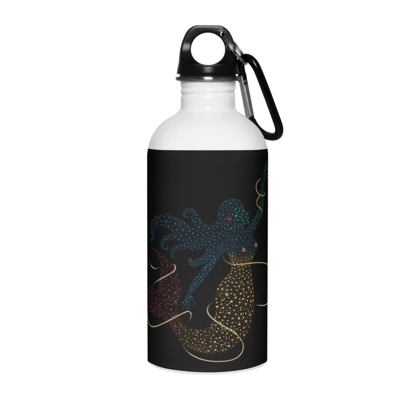 FINDING ATLANTIS Accessories Water Bottle by Winterglaze's Artist Shop