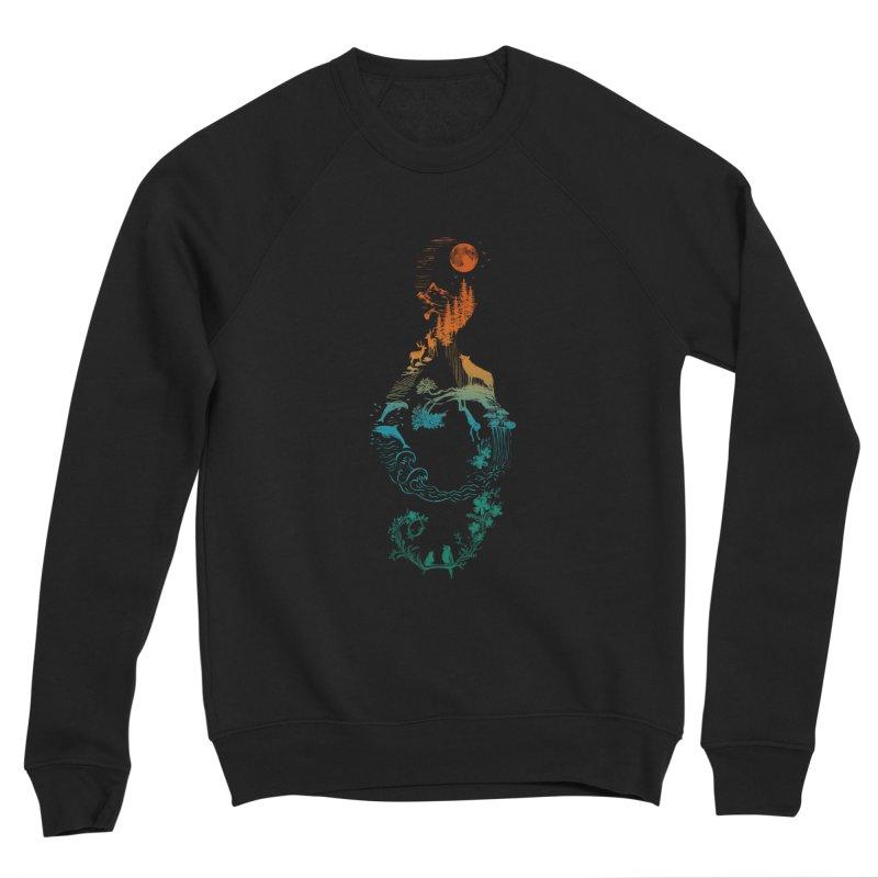 SOUND OF NATURE Women's Sweatshirt by Winterglaze's Artist Shop