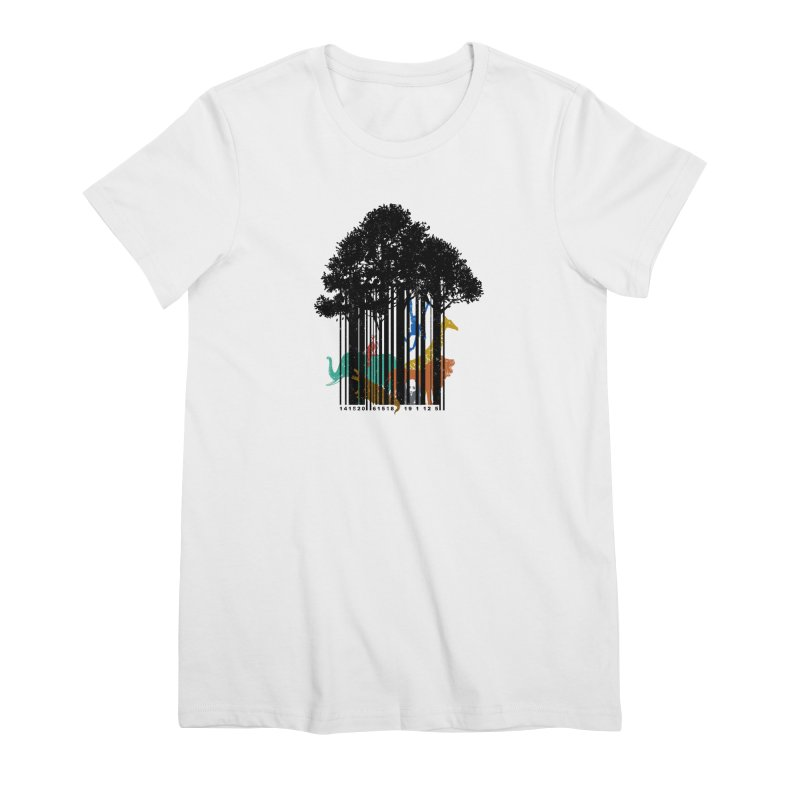 NOT FOR SALE Women's Premium T-Shirt by Winterglaze's Artist Shop