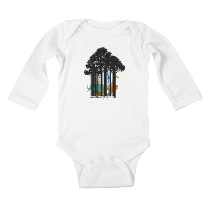 NOT FOR SALE Kids Baby Longsleeve Bodysuit by Winterglaze's Artist Shop