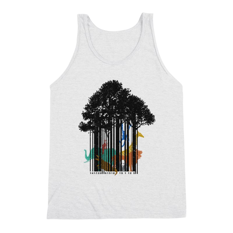 NOT FOR SALE Men's Triblend Tank by Winterglaze's Artist Shop