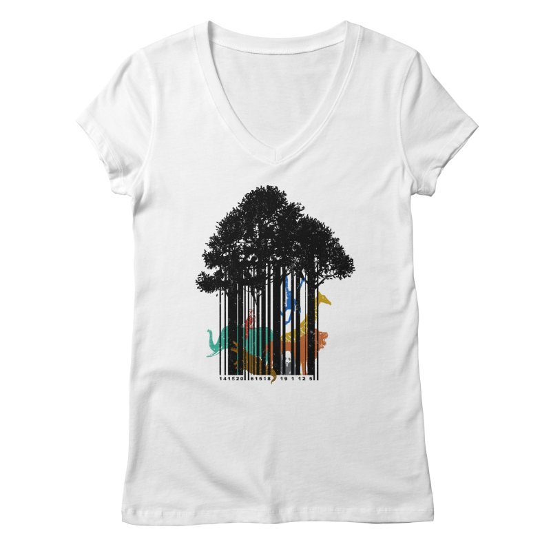 NOT FOR SALE Women's Regular V-Neck by Winterglaze's Artist Shop