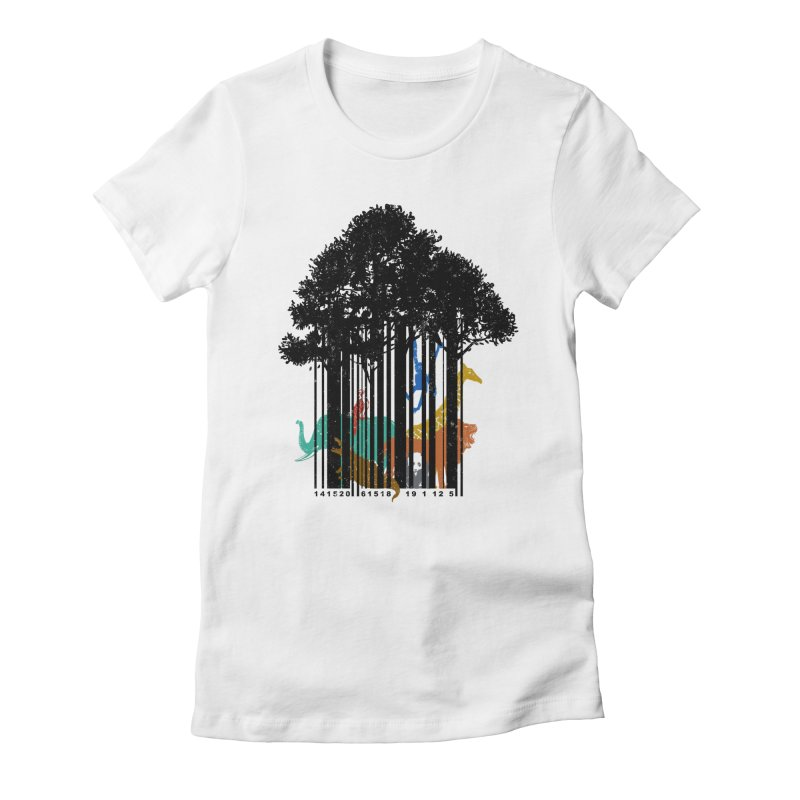 NOT FOR SALE Women's Fitted T-Shirt by Winterglaze's Artist Shop