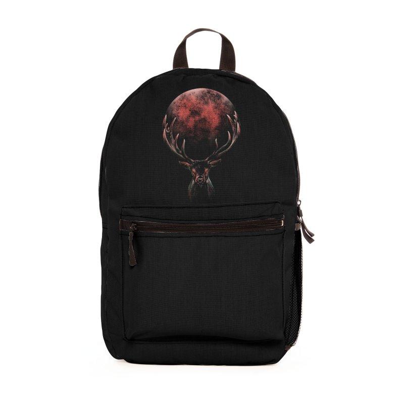 FULL MOON Accessories Bag by Winterglaze's Artist Shop
