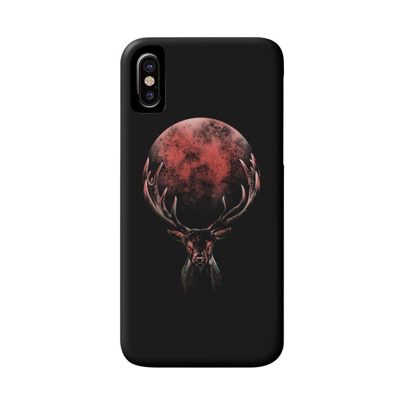 FULL MOON Accessories Phone Case by Winterglaze's Artist Shop
