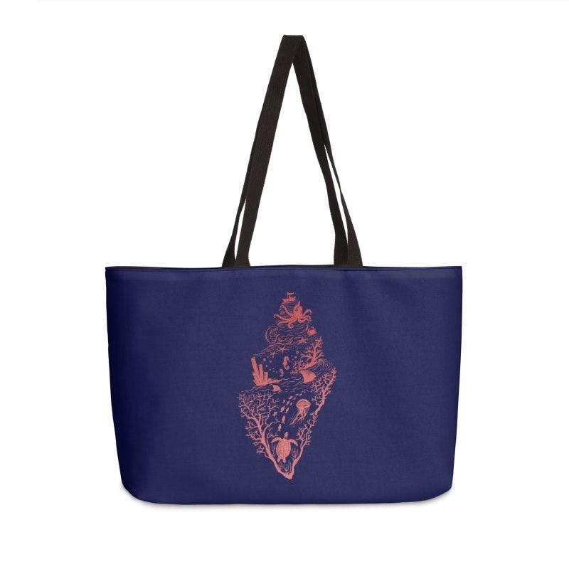 The Great Adventure Accessories Bag by Winterglaze's Artist Shop