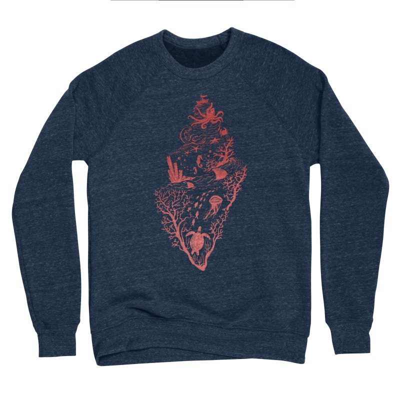 The Great Adventure Women's Sponge Fleece Sweatshirt by Winterglaze's Artist Shop