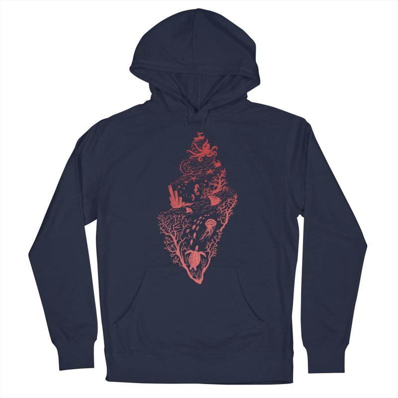 The Great Adventure Men's Pullover Hoody by Winterglaze's Artist Shop